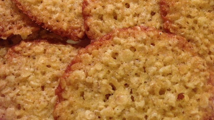 Oatmeal Crispies II