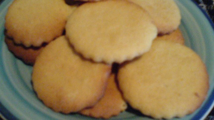 Betz's Good Sugar Cookies