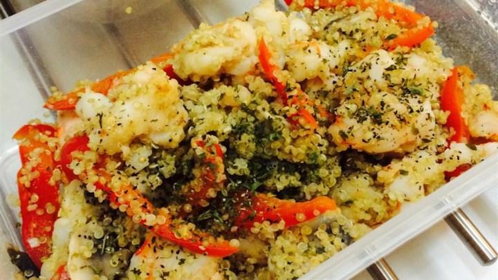 Shrimp and Quinoa Recipe - Allrecipes.com