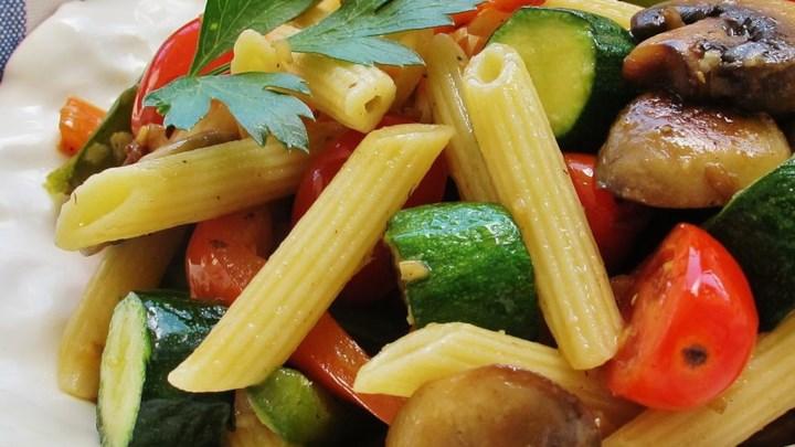 Summer Penne Pasta