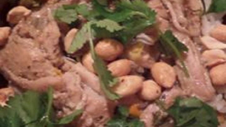Becky's Slow Cooker Gluten-Free Thai Chicken Curry