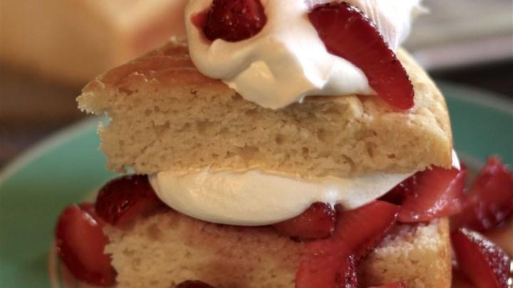 Old Fashioned Strawberry Shortcake Recipe - Allrecipes.com