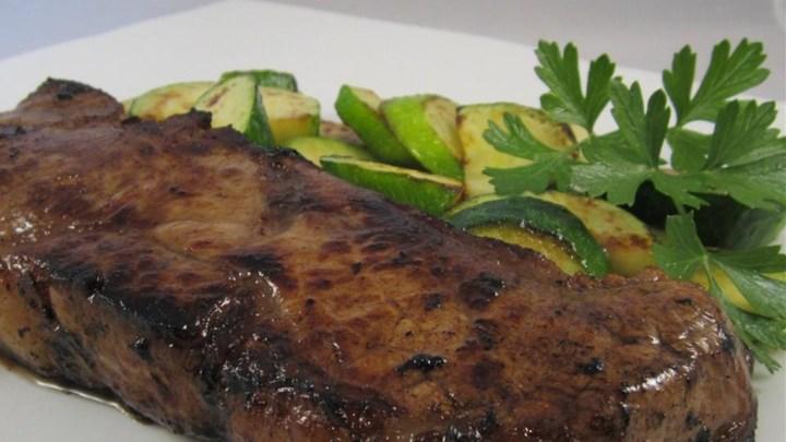 Nebraska's Best Steak Marinade