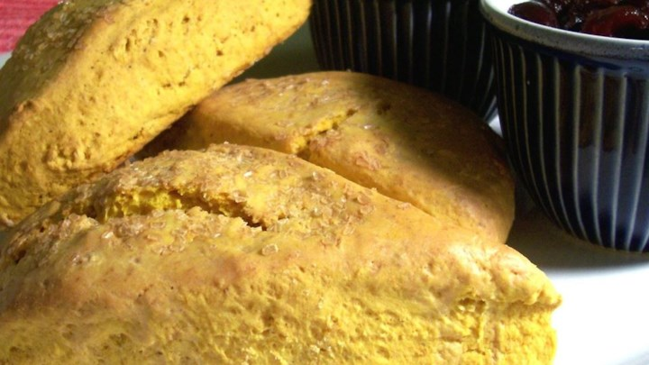 Queensland Pumpkin Scones