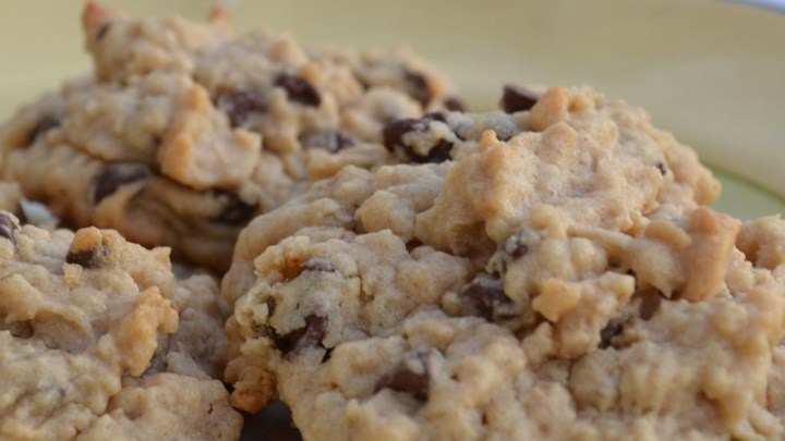 Choco Peanut Butter Cookies