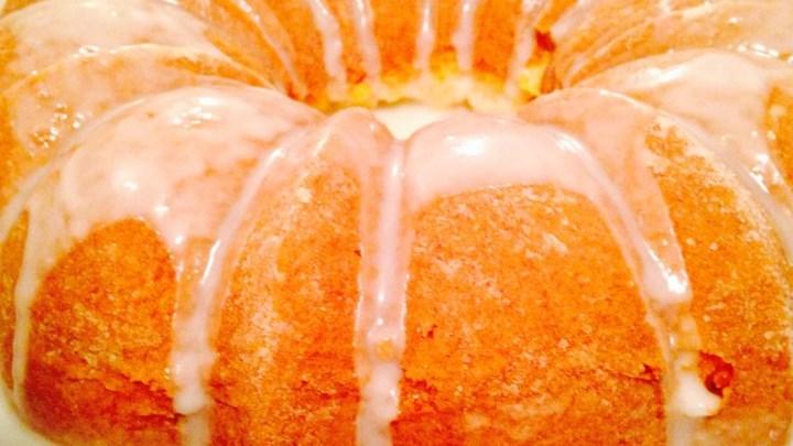 Apricot Nectar Cake I