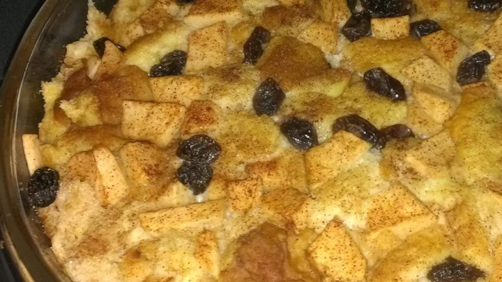 Healthier Bread Pudding II