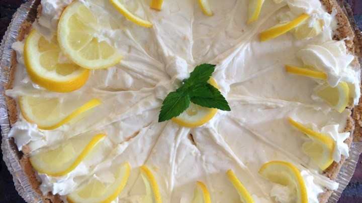 Lemon Icebox Pie III