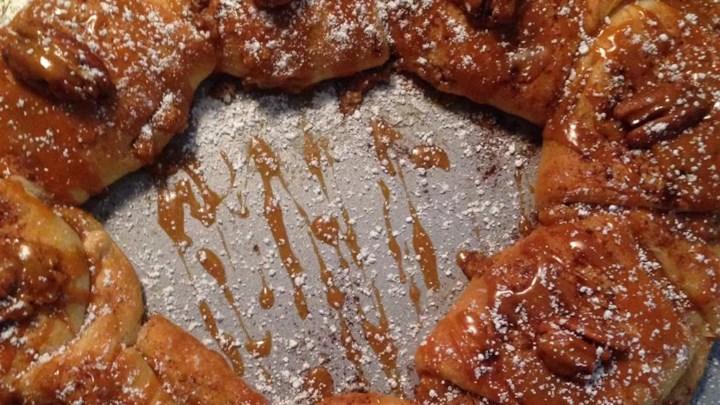 Butterscotch Breakfast Ring