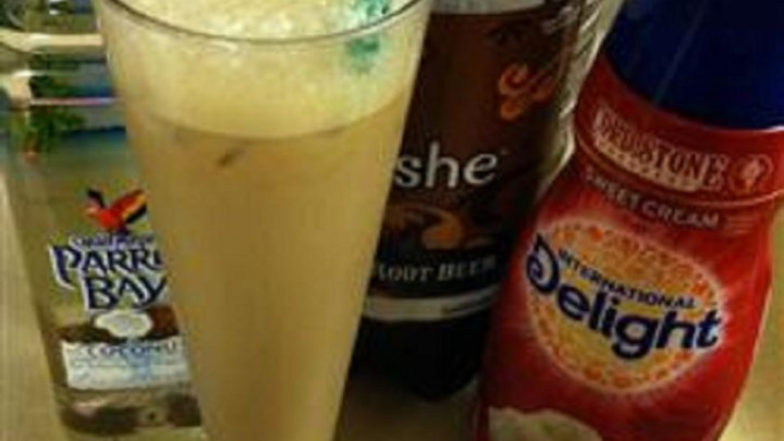 Root Beer Float Cocktail