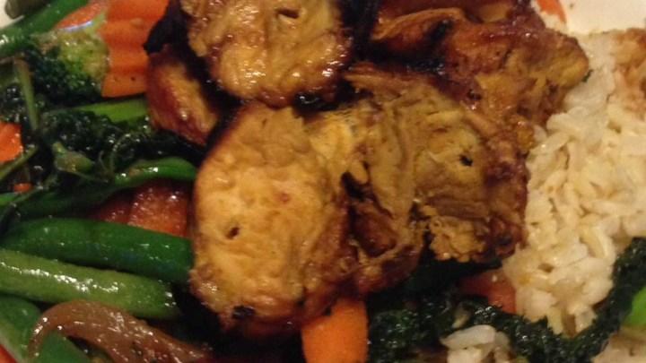 Thai-Style Chicken Satay