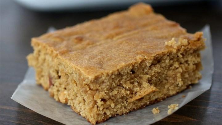 Blondie Brownies Peanut butter blondie brownies recipe - allrecipes ...