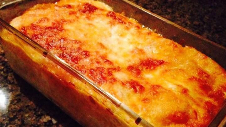 Aunt Rachel's Cheese Souffle