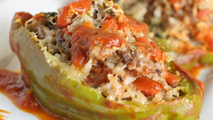 Chef John's Stuffed Peppers Recipe - Allrecipes.com