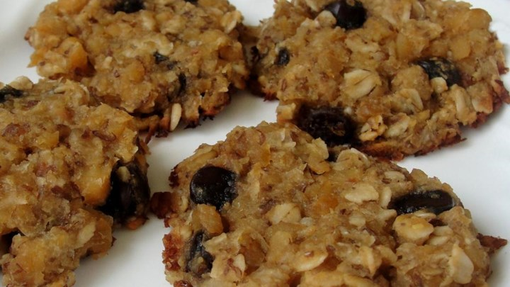 Vegan Gluten-Free Lactation Cookies