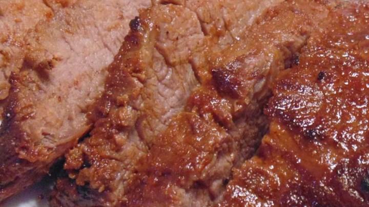 Western Style Flat Iron Steaks