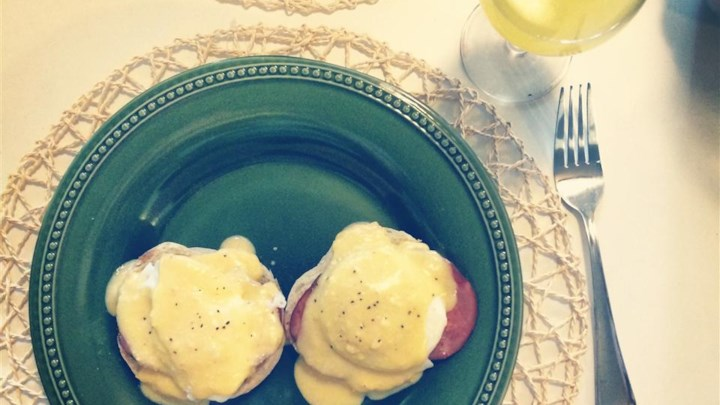 Quick and Easy Eggs Benedict