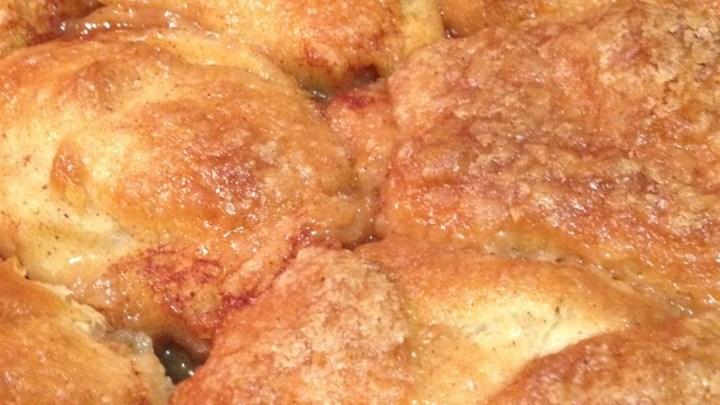 Delicious Apple Dumplings