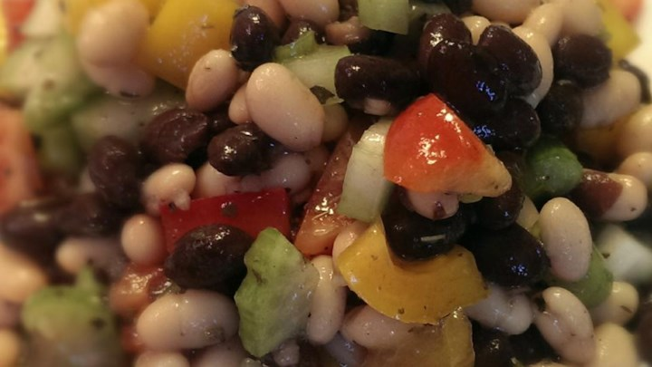 Honey Bean Salad