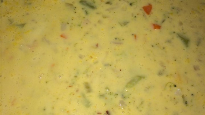 Beer Cheese Soup III