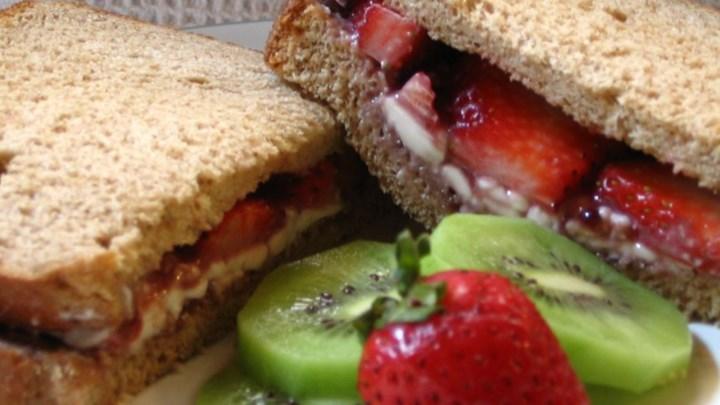 Berry Good Sandwich