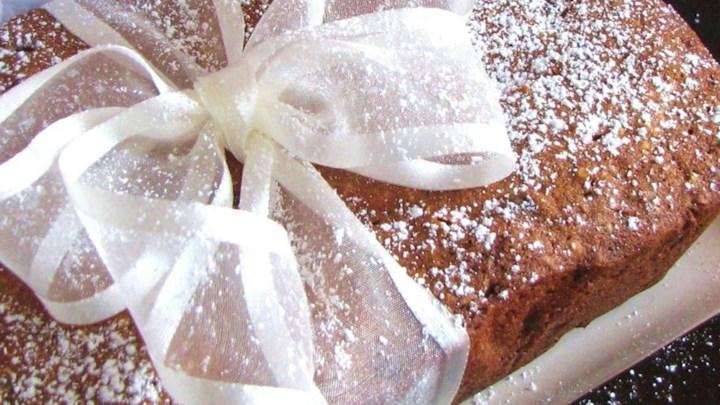 Christmas Cherry Cake