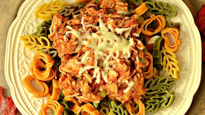 Italian Turkey Pasta Skillet