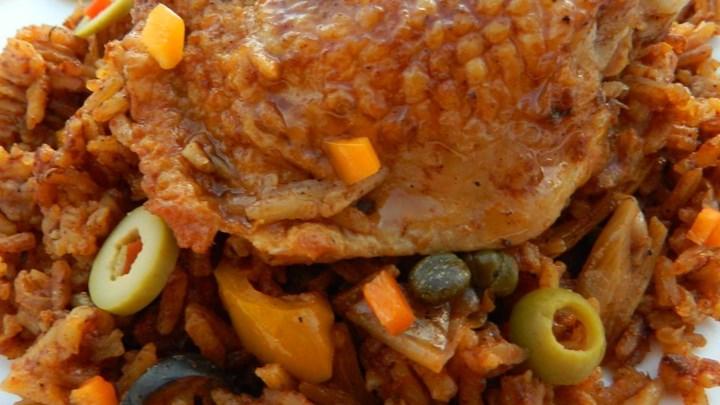 Chef John's Chicken and Rice