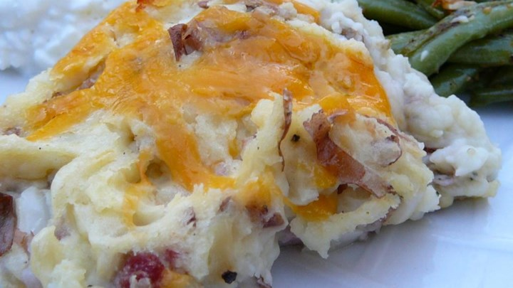 Alisha's Scalloped Potatoes and Ham