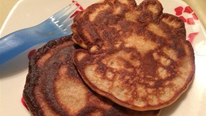 Golly Gee Gluten-Free Pancakes