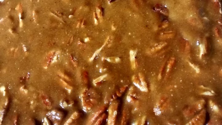 Brown Sugar Pecan Brittle