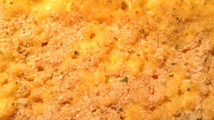 Mac and Cheese Bake