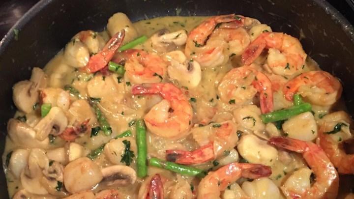 Mixed Seafood Curry Recipe - Allrecipes.com