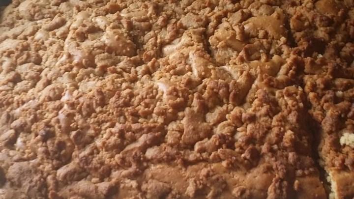 Peanut Butter Cake V