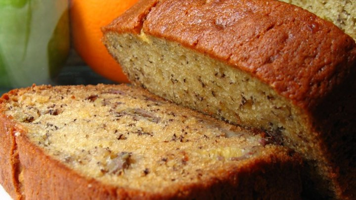 Image Result For How To Make Banana Nut Bread