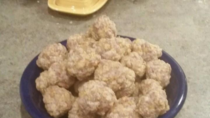 Sausage Balls II