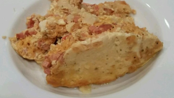 Slow Cooker Western Omelet