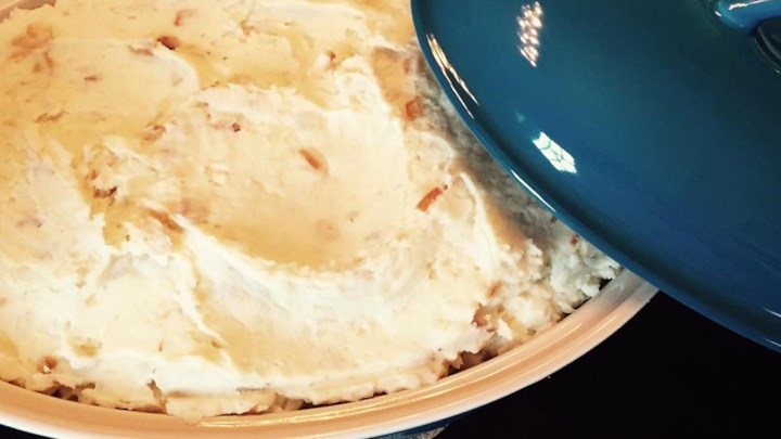 Addictive Mashed Potatoes