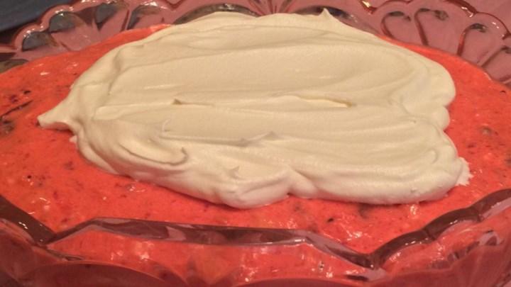 Creamy Cranberry Jell-O® Salad