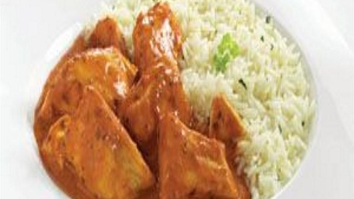 Lasooni Murgh (Garlic Flavored Spicy Chicken)