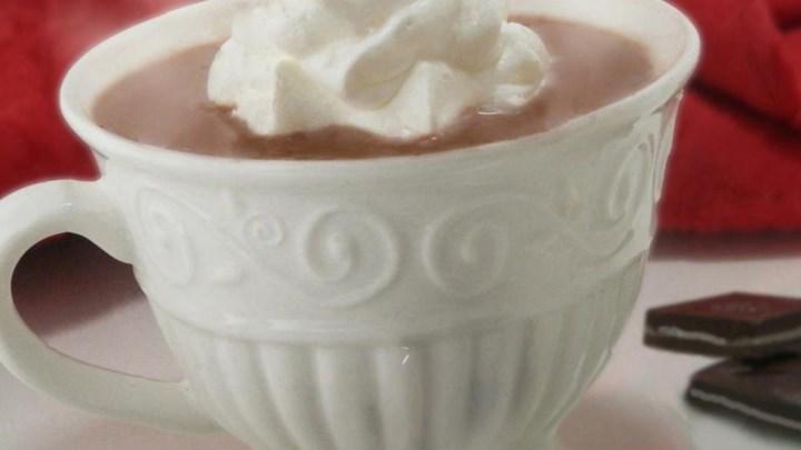 Thin Mint Cocoa