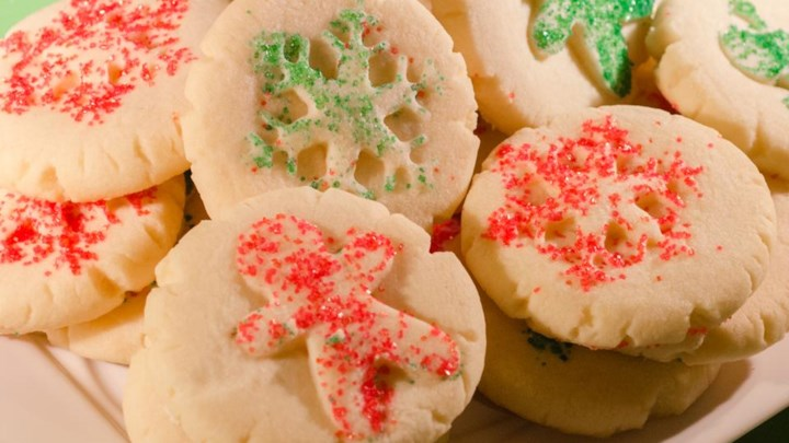 Granny's Shortbread Cookies