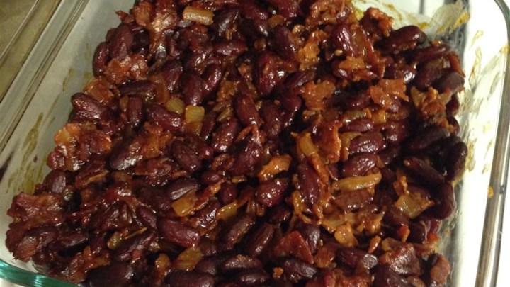Chuckwagon Beans