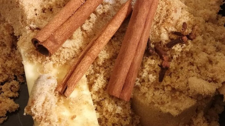 Cinnamon Bun Hot Buttered Rum Recipe — Dishmaps