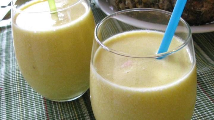 Orange Pineapple Smoothie