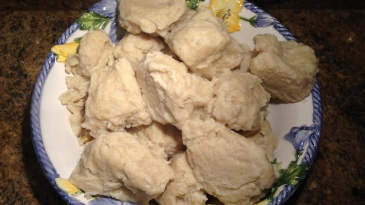 Easy Potato Dumplings