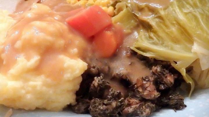 Newfoundland Jigg's Dinner