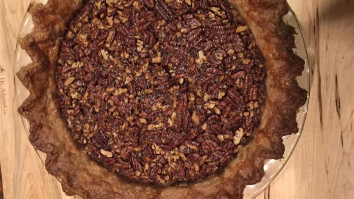 Unbeatable Pecan Pie