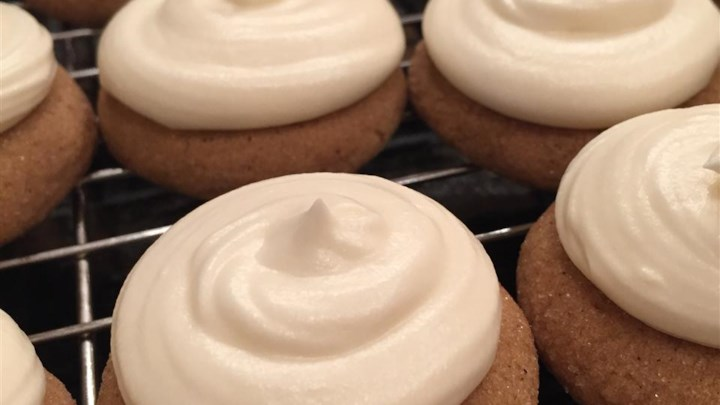 Bourbon Cream Cheese Frosting