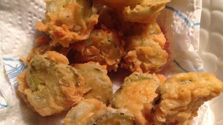 Beer Batter Deep Fried Dill Pickles Recipe - Allrecipes.com